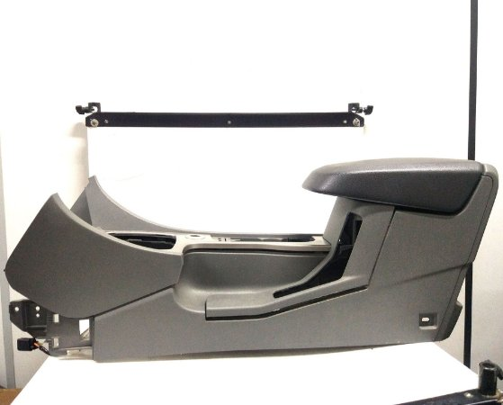 Console central com apoio de braço Focus 2012