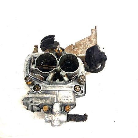 Carburador mini progressivo AP 1.6 Gol Parati Saveiro 83 à 89