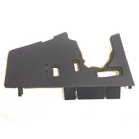 Moldura inferior painel pedal Meriva 2002 á 2011