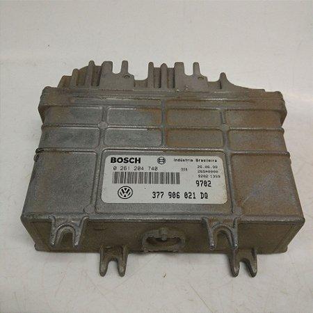 Modulo injeção Gol 1.0 8v gasolina - 377 906 021 DQ