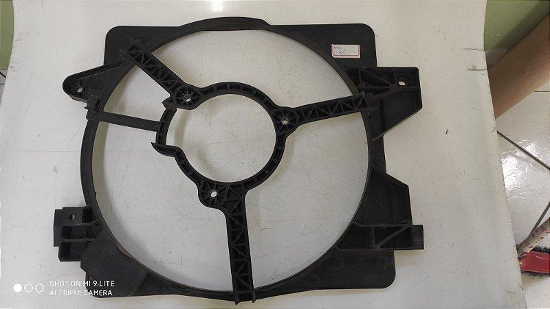 Defletor De Ar Do Radiador Original Ford Ka  97 á 03 com ar condicionado