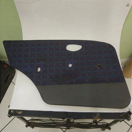 Forro de porta traseiro esquerdo Palio 96 à 01 original