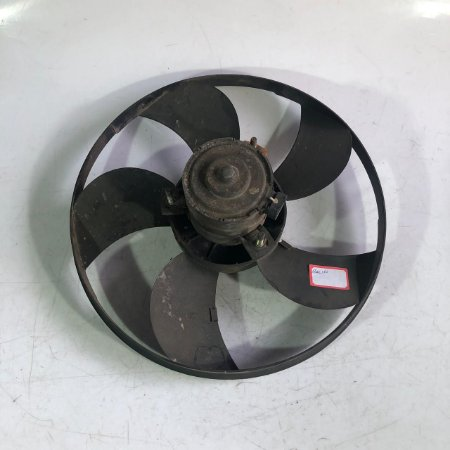 Ventoinha do radiador Fiat Palio sem ar condicionado