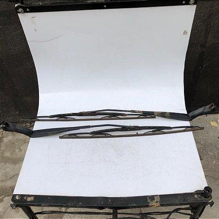 Par braço limpador de parabrisa Meriva 03 á 12 original