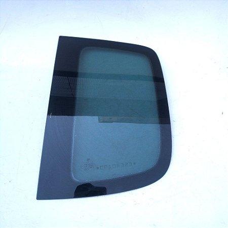 Vidro fixo esquerdo Saveiro Cross G5 cabine estendida