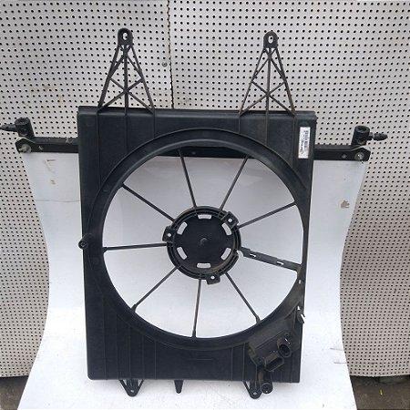 defletor do radiador c/ ar cond. Gol G5 / Fox original