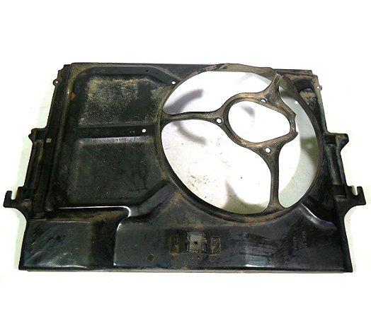 Defletor do radiador Escort Zetec 97 à 02 (sem ar)