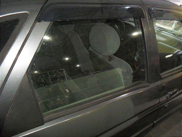 Vidro porta traseira direita Escort Zetec de 97 à 02