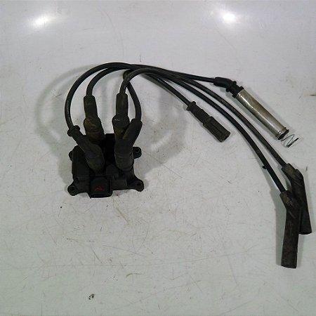 Bobina de ignição Ford Escort Zetec 1.6 8v 97 à 02