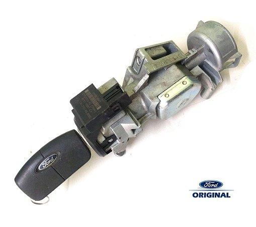 Miolo c/ chave da ignição Ford Focus de 2009 à 13 - 3M51-3F880-AE