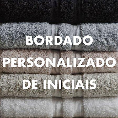 Bordado para toalhas - Personalize a sua toalha!