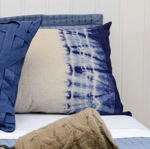 Kit 2 Porta Travesseiros Linho Tie Dye