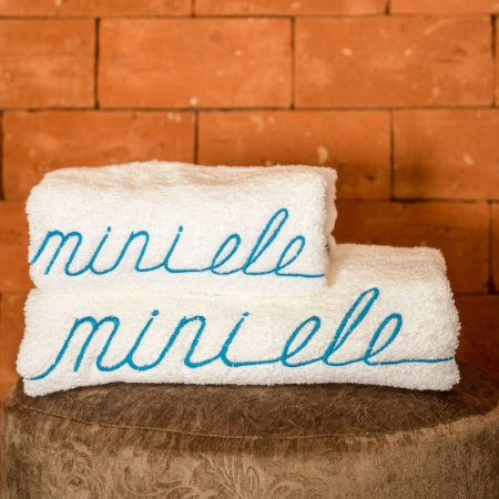 Toalha Mini Ele