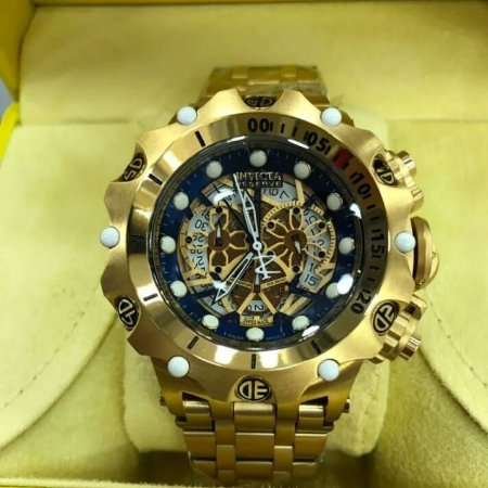5bd53e59d23 Relógio Invicta Venom Hybrid 16804 Esqueleto - ASJ Import s