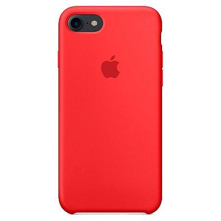 Capa de silicone para iPhone 7 / 8