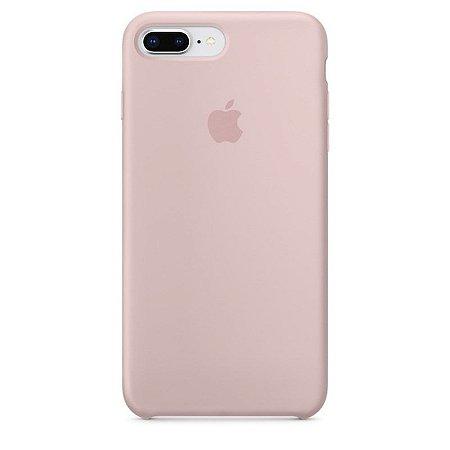Capa de silicone para iPhone 7 Plus / 8 Plus