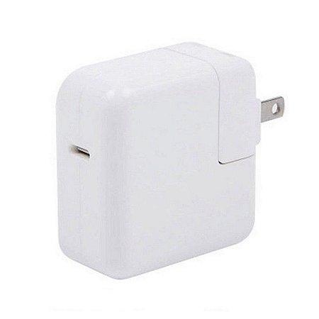Carregador USB-C de 30W para iPad da Apple