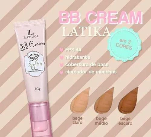 BB Cream Latika FPS 44