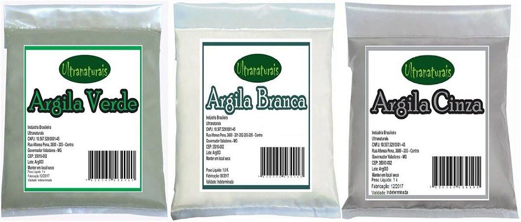 Argila - Ultranaturais