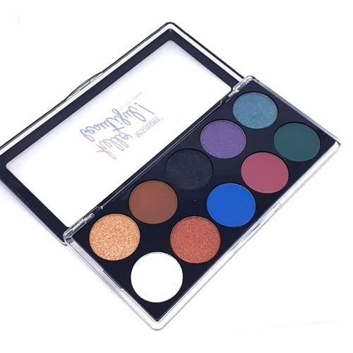 Paleta de sombras Hello Beautiful - Sp Colors