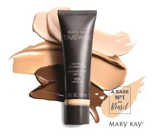 Base Bronze W150 - Mary Kay