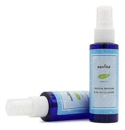 Produto para limpeza de cílios -  Navina