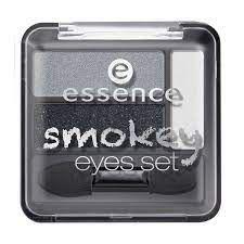 Trio de sombras Smokey Eyes Set - Essence