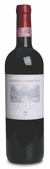 Chianti Colli Senesi 2015 Castello Di Farnetella
