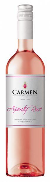 Insigne Aperitif Cabernet Sauvignon Rosé 2017 Carmen