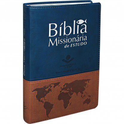 Bíblia de Estudo Missionária