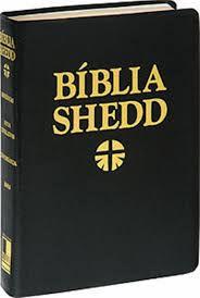 Bíblia Shedd -Preta