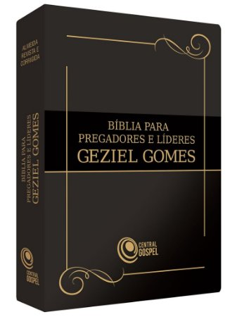 Bíblia Para Pregadores e lideres