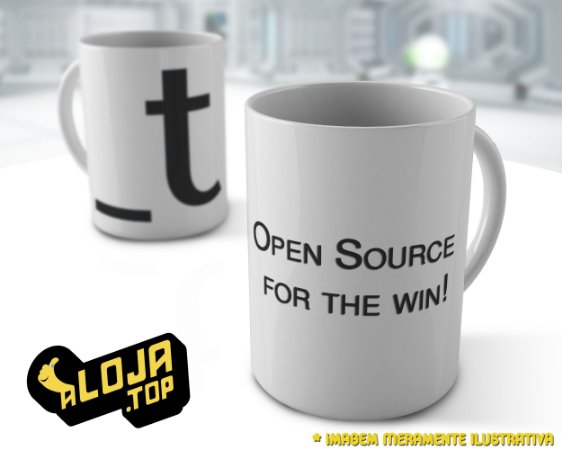 Caneca Training Center - Open Source For The Win!