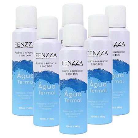 Água Termal Fenzza FZ50004 - Kit C/ 6 Unid