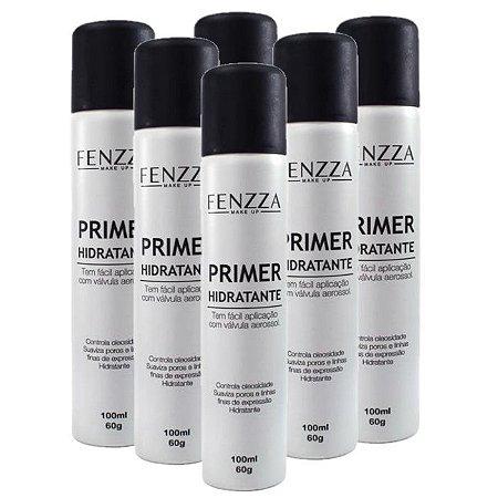 Fenzza - Primer Hidratante  FZ33004 - Kit c/ 6 Unid