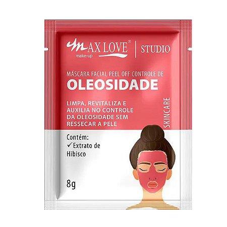 Max Love - Máscara facial controle de oleosidade Sache