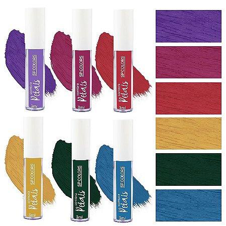 Sp Colors - Sombra Liquida Petals  SPN010 - 06 Tons