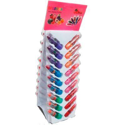 Batom de Frutas Infantil em Torre Bella Femme TR3001 ( 36 Unidades )