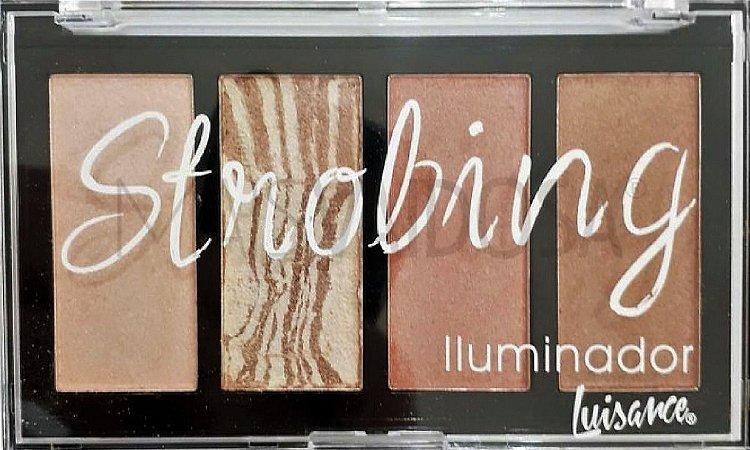 Paleta Iluminador Facial Strobing Luisance L972