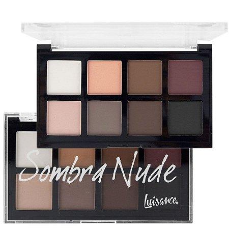 Paleta de Sombras Nude Luisance L6016 B