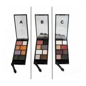 Paleta de Sombras Matte Beauty Squares Luisance L767 ( 3 Unidades )