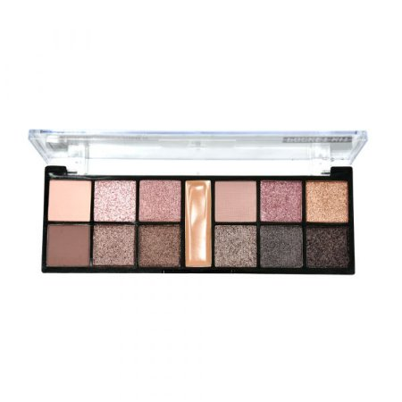 Paleta De Sombra Nude Ruby Rose Pocket Rose HB 9945