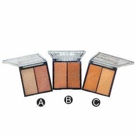Duo Iluminador Top Makeup L1039 Luisance ( 3 Tons )