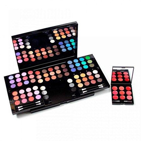 Kit de Maquiagem Glamour Luisance L1008 ( 84 itens )