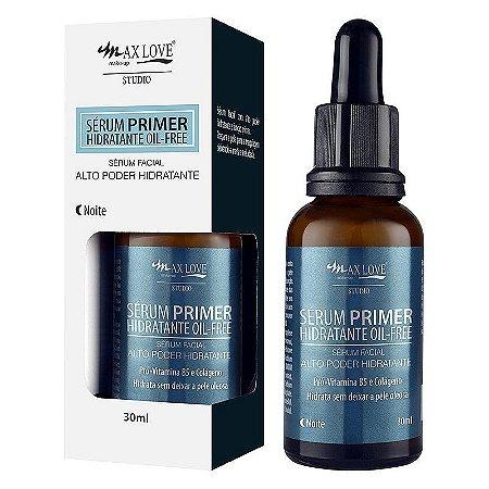 Sérum Primer Hidratante Oil-Free Noite Max Love