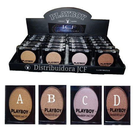 Iluminador Uno Playboy HB94497 ( Display 24 unidades )