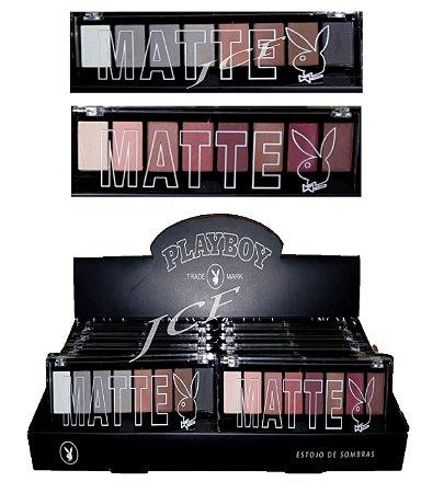 Paleta de Sombras Matte HB89651PB ( 12 Unidades )