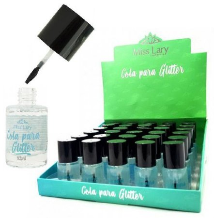 Cola para Glitter Miss Lary ML511 ( Display com 30 Unidades )