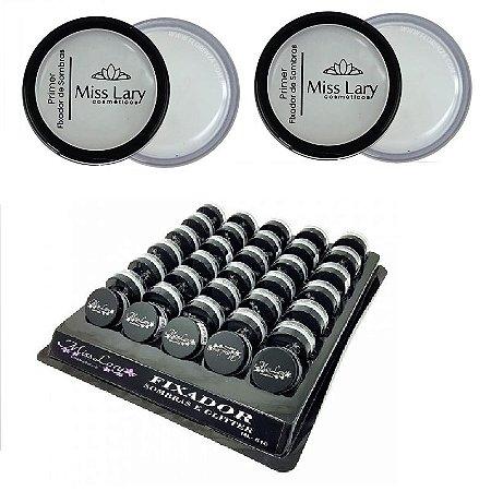 Fixador de Sombras e Glitter Miss Lary ML510 ( 36 Unidades )