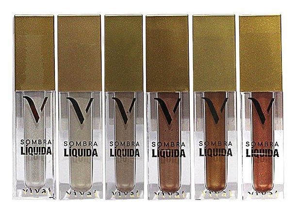 Sombra Líquida Vivai 1005 ( 06 Unidades )